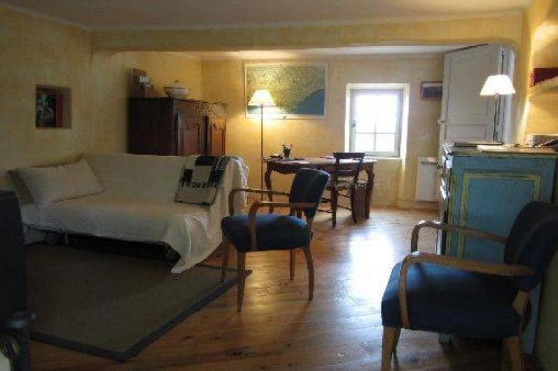 Location de vacances - Mas à Mons - le 2eme petit salon-bureau,  Internet Wi-Fi