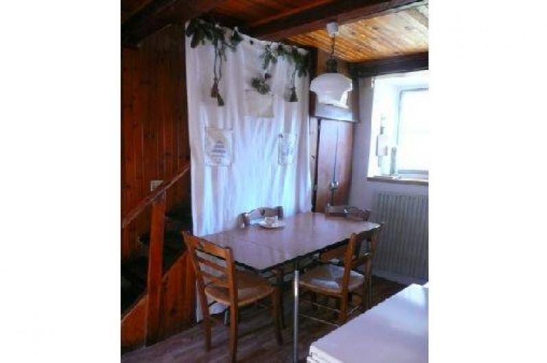 Location de vacances - Chalet à Doucy-en-Bauges