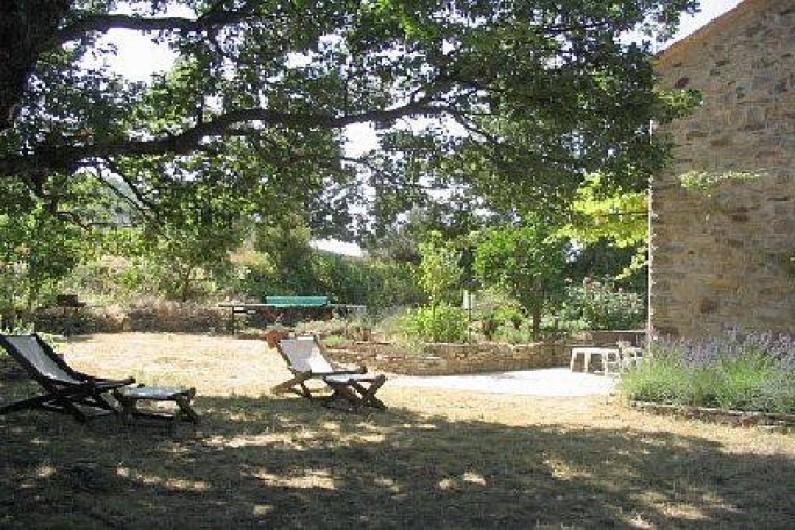 Location de vacances - Mas à Revest-des-Brousses