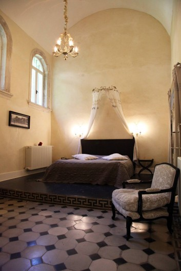 Location de vacances - Chambre d'hôtes à Lamotte-du-Rhône