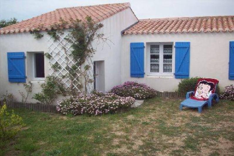 Location de vacances - Villa à La Guérinière