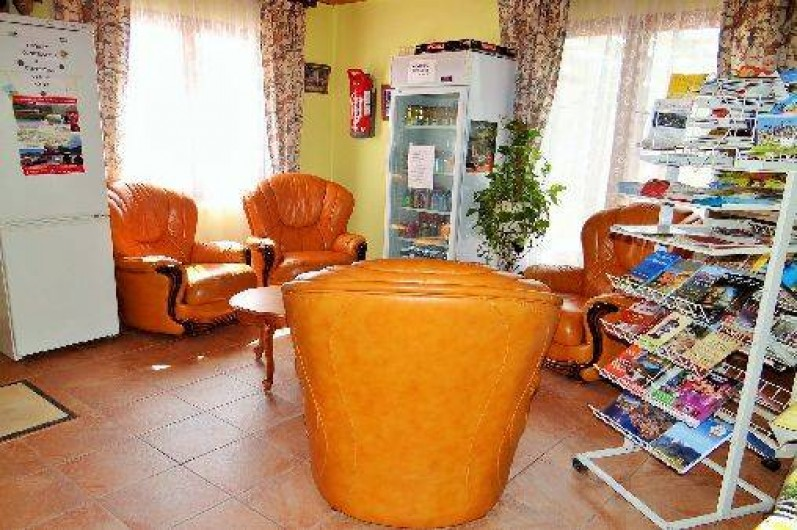 Location de vacances - Chambre d'hôtes à Ortaffa - Coin lecture