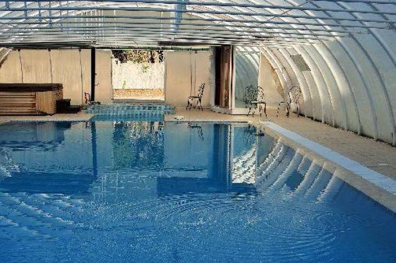 Location de vacances - Chambre d'hôtes à Ortaffa - Piscine