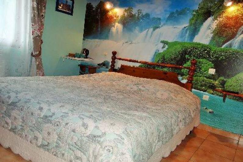 Location de vacances - Chambre d'hôtes à Ortaffa - Suite Familiale