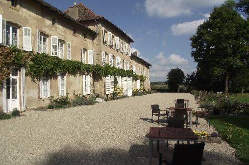 Location de vacances - Château - Manoir à Tarquimpol