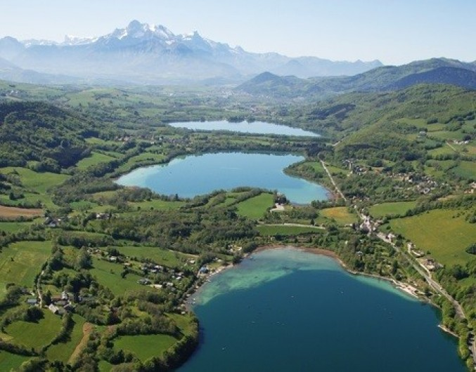 Location de vacances - Villa à Pierre-Châtel - les lacs de la Matheysine à côté de chez nous à 3 km