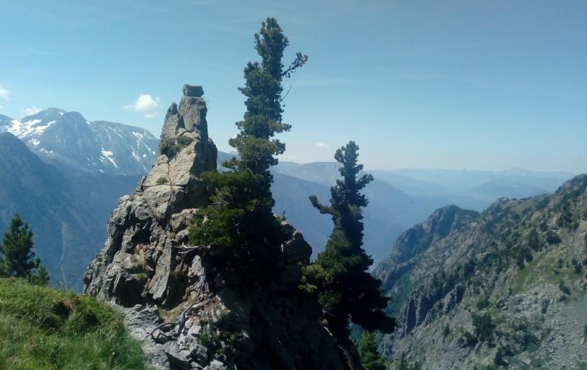 Location de vacances - Villa à Pierre-Châtel - Vers 3000 mètres d'altitude