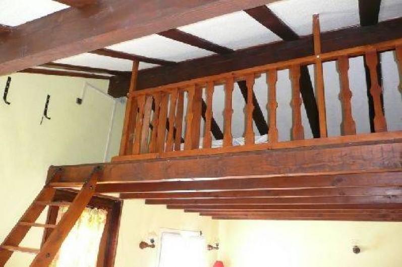 Location de vacances - Gîte à Ramonchamp - La mezzanine