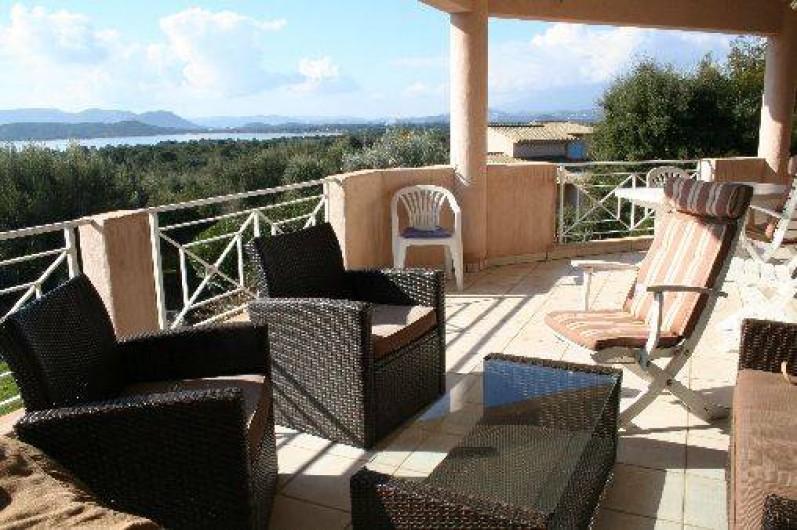 Location de vacances - Villa à Sainte-Lucie de Porto-Vecchio