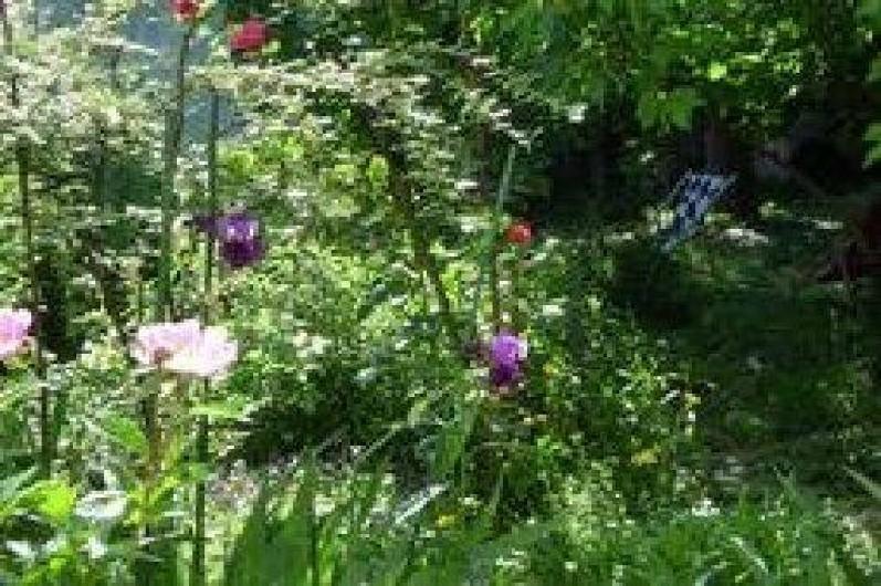 Location de vacances - Villa à Montreuil - un autre coin du jardin