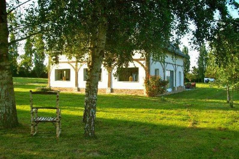 Location de vacances - Gîte à Saint-Lucien
