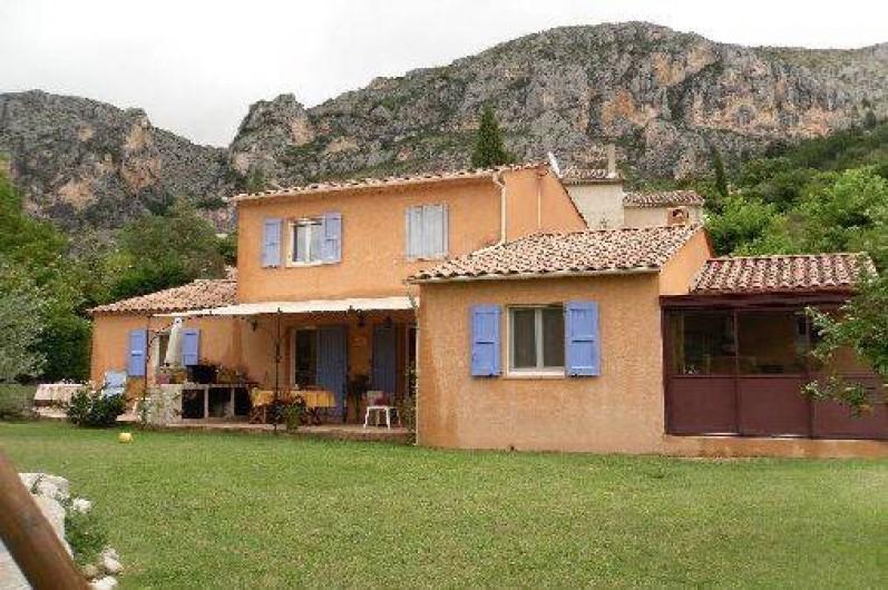 Location De Vacances   Villa à Moustiers Sainte Marie