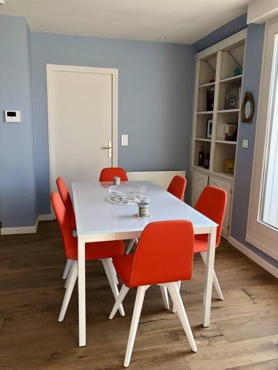 Location de vacances - Appartement à Wimereux - Salle à manger