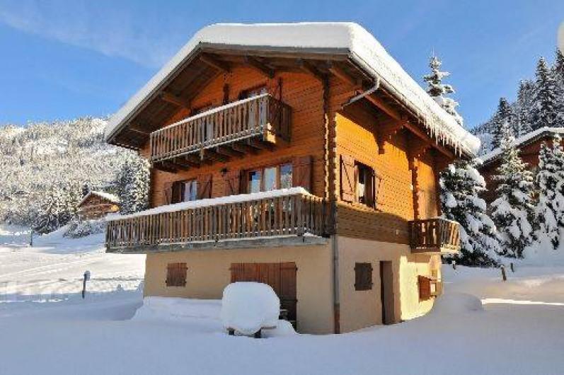 location chalet ski les portes du soleil