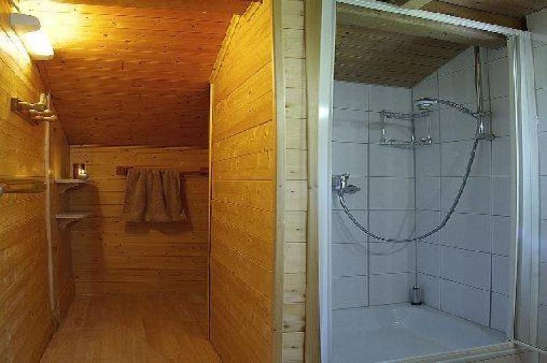 Location de vacances - Chalet à Châtel - 2 salles de bains