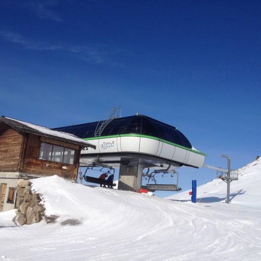 Location de vacances - Chalet à Châtel - téléski  DOMAINE PORTES DU SOLEIL