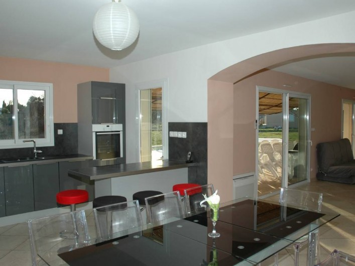 Location de vacances - Villa à Arles - Cuisine