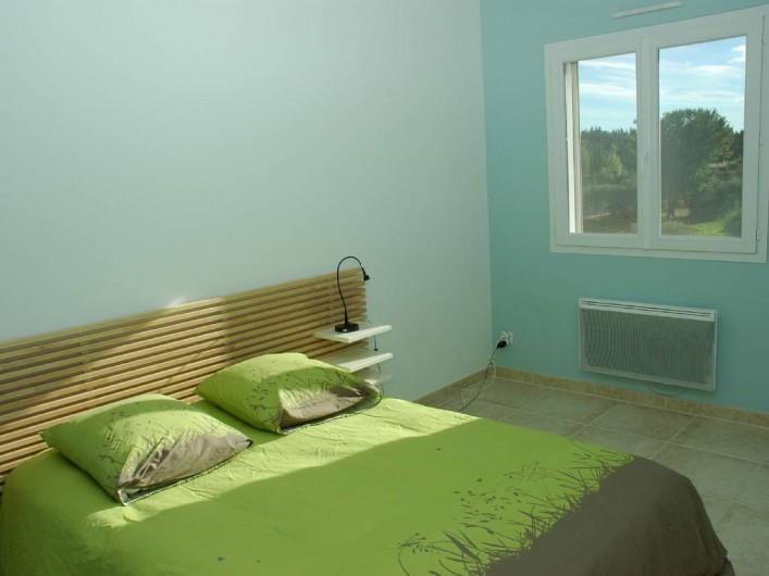 Location de vacances - Villa à Arles - ChambreSalle de bain