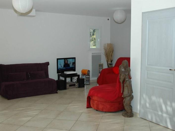 Location de vacances - Villa à Arles - Salon