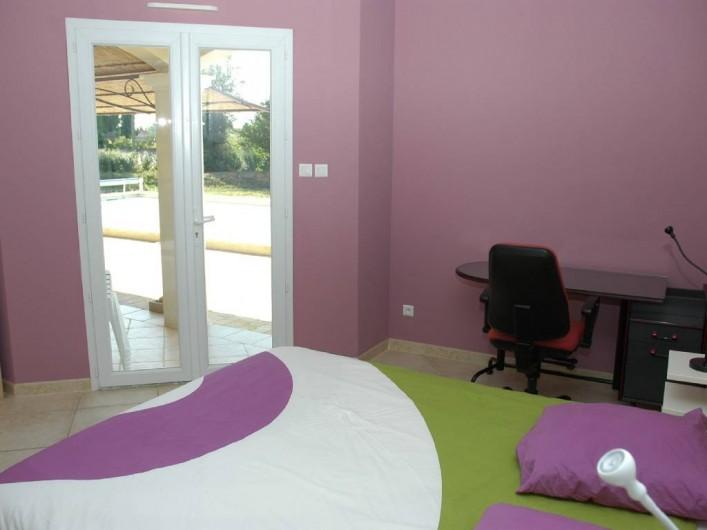 Location de vacances - Villa à Arles - Chambre