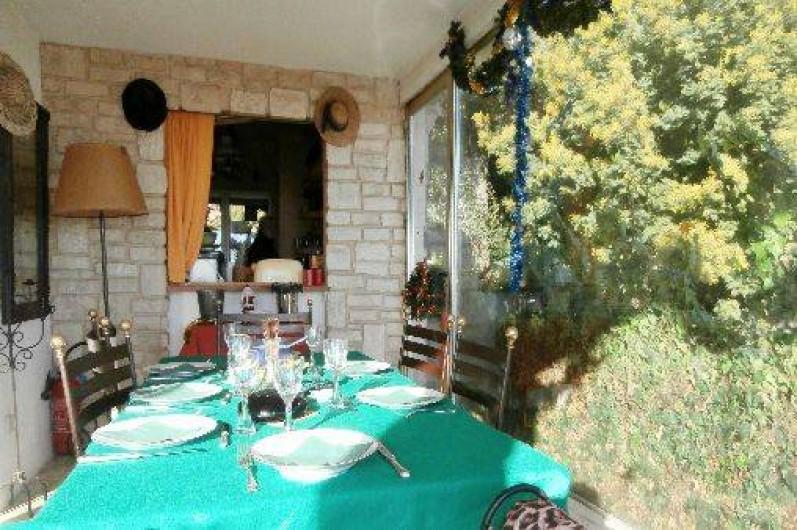 Location de vacances - Villa à Mandelieu-la-Napoule