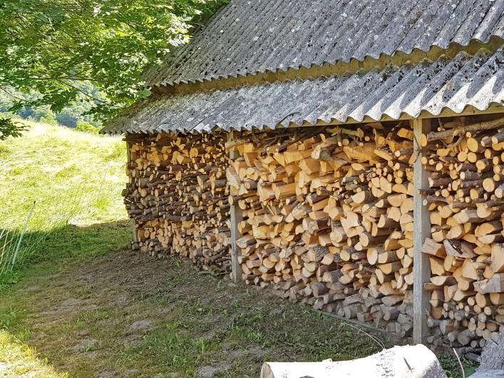 Location de vacances - Gîte à Sainte-Marie de Campan - la chambre bleue
