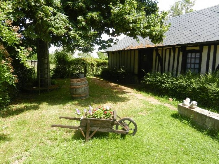 Location de vacances - Gîte à Calleville