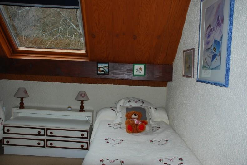 Location de vacances - Appartement à Cauterets - Chambre enfant