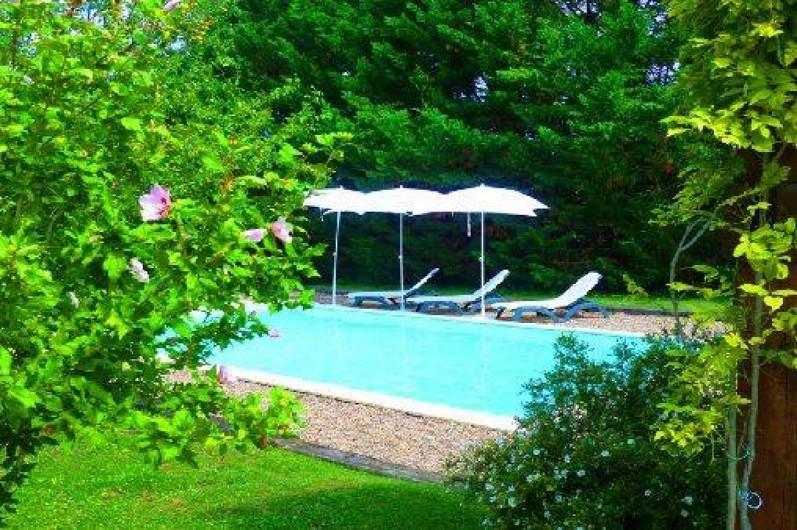 Location de vacances - Gîte à Saint-Laurent-la-Vallée