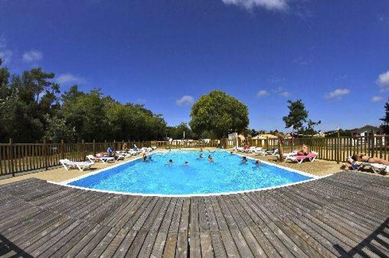 Location de vacances - Gîte à La Barre-de-Monts