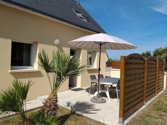 Location de vacances - Villa à Cléder