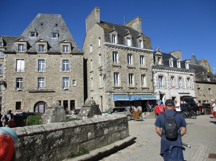 Location de vacances - Villa à Cléder - Roscoff