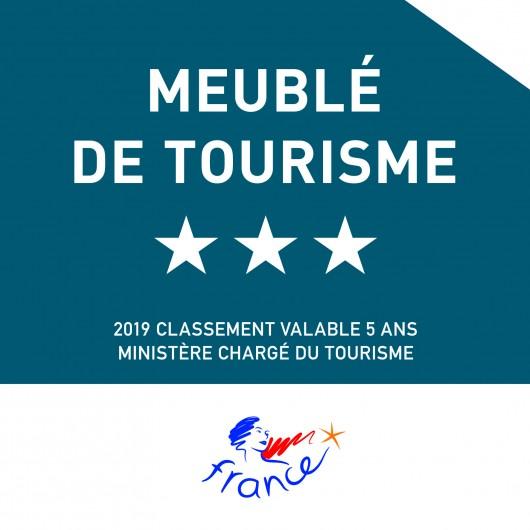 Location de vacances - Villa à Cléder - classement meublé de tourisme