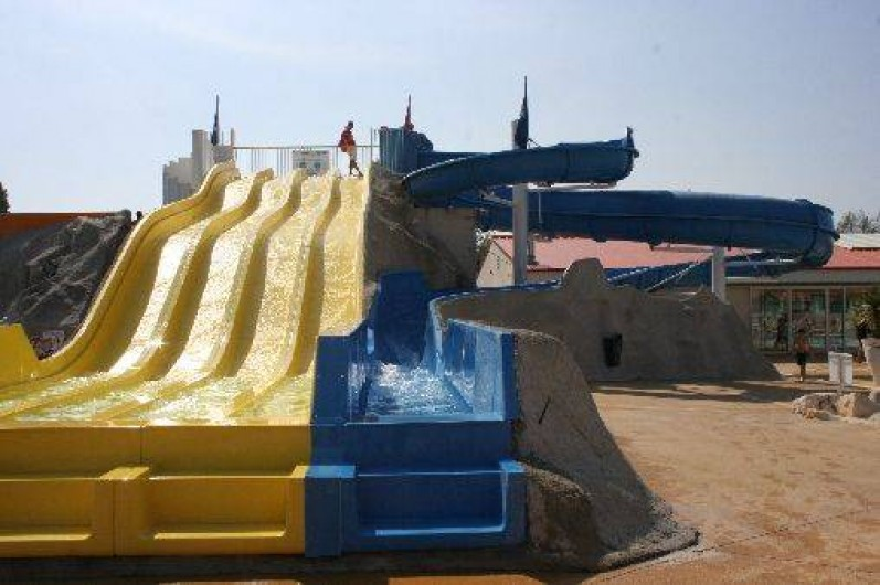Location de vacances - Bungalow - Mobilhome à La Palmyre