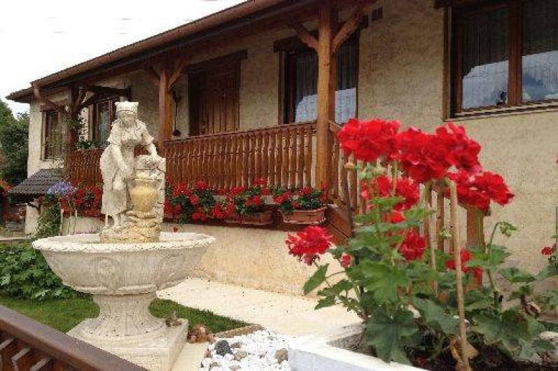 Location de vacances - Chambre d'hôtes à Amnéville