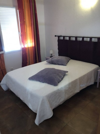 Location de vacances - Maison - Villa à Propriano - CHAMBRE BLANCHE
