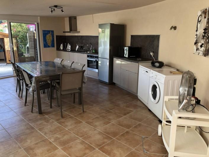 Location de vacances - Maison - Villa à Propriano - VERANDA
