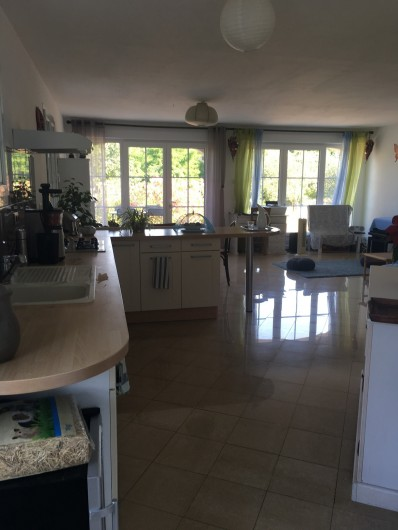 Location de vacances - Villa à Les Salelles - cuisine
