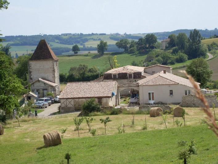 Location de vacances - Gîte à Brugnac - Domaine
