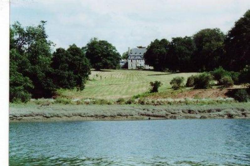 Location de vacances - Château - Manoir à Tréguier - le parc du chateau de kerhir