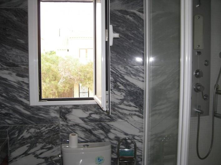 Location de vacances - Appartement à San Fulgencio - Salle de bain 1