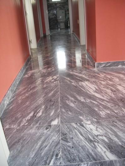 Location de vacances - Appartement à San Fulgencio - Couloir