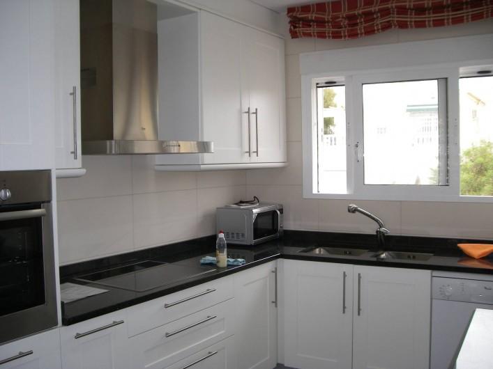 Location de vacances - Appartement à San Fulgencio - Cuisine