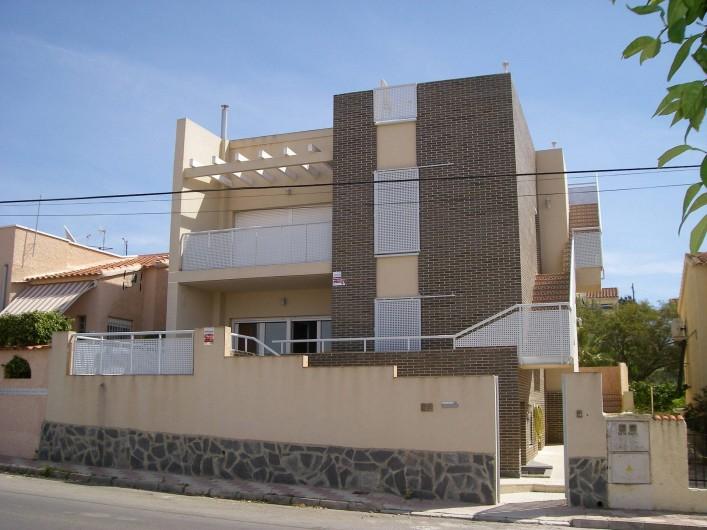 Location de vacances - Appartement à San Fulgencio - Façade