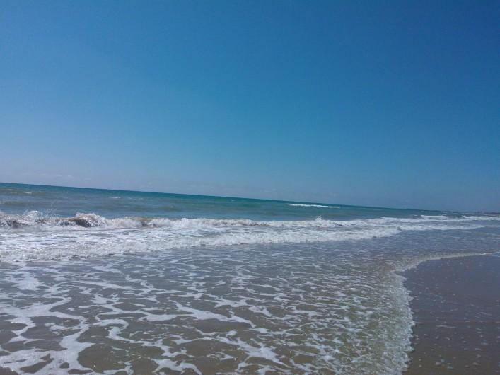 Location de vacances - Appartement à San Fulgencio - Plage La Marina