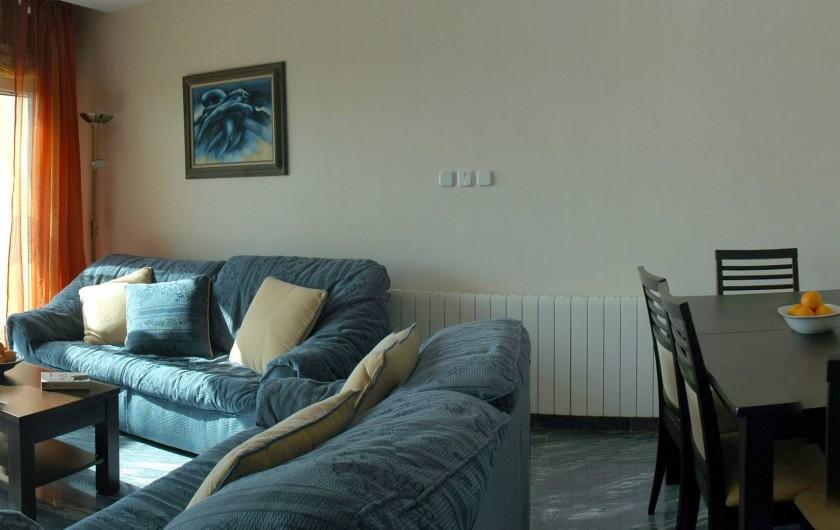 Location de vacances - Appartement à San Fulgencio - Salón