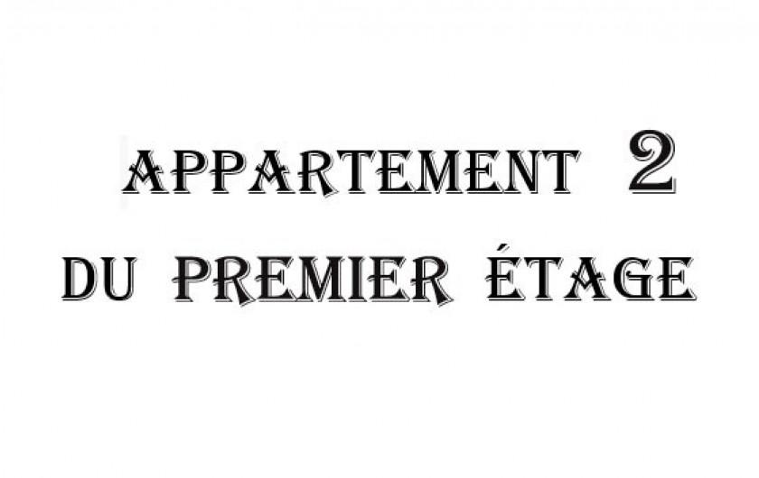 Location de vacances - Appartement à Charleval - Appartement n° 2