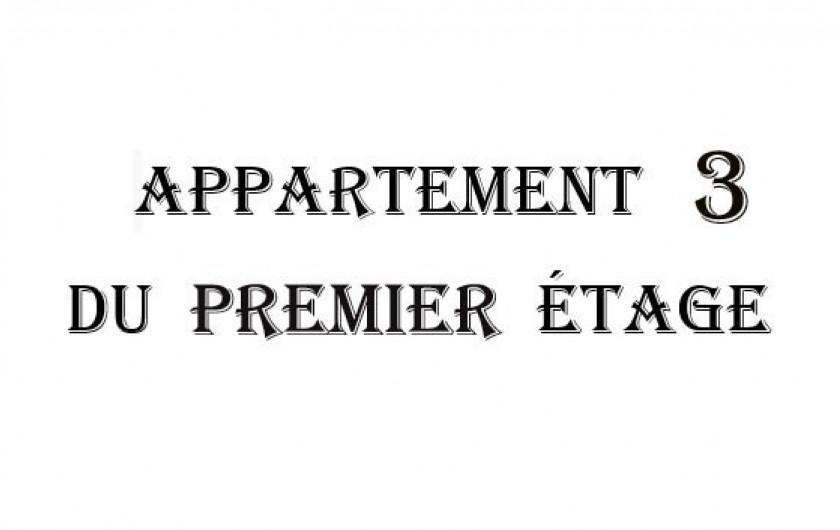 Location de vacances - Appartement à Charleval