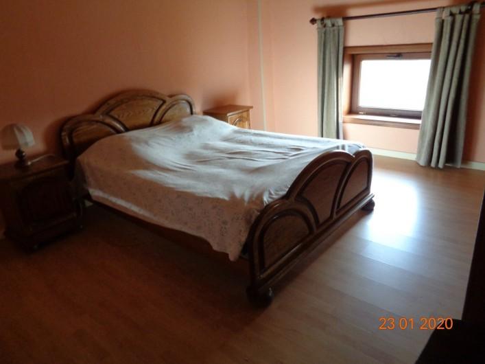 Location de vacances - Gîte à Houthem - chambre 2 à l'étage