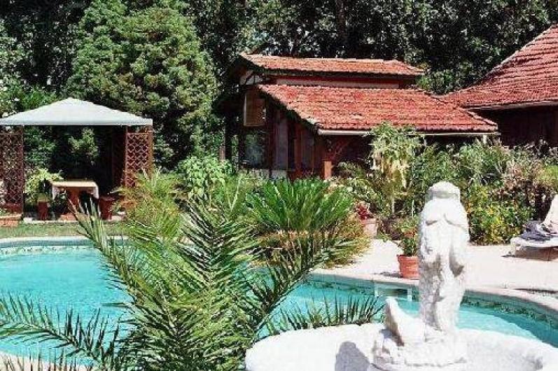 Location de vacances - Villa à Mimizan